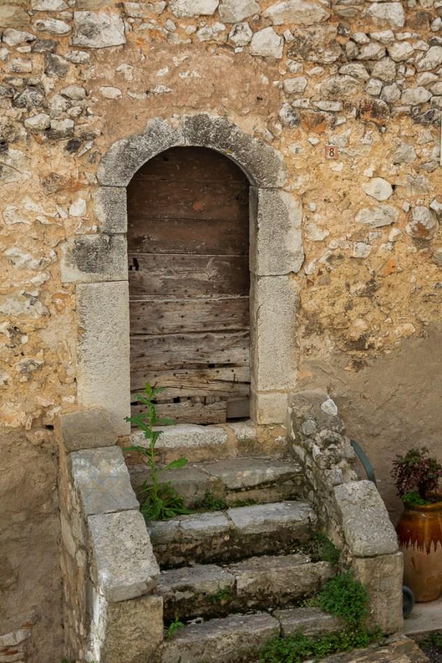 Porte à Mons