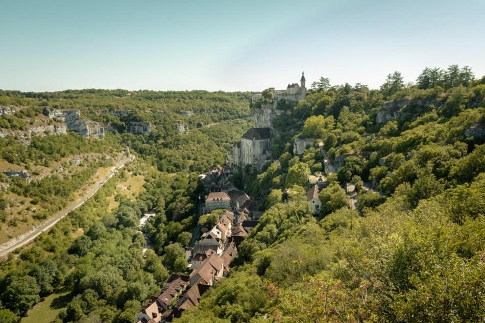 Viallage de Rocamadour