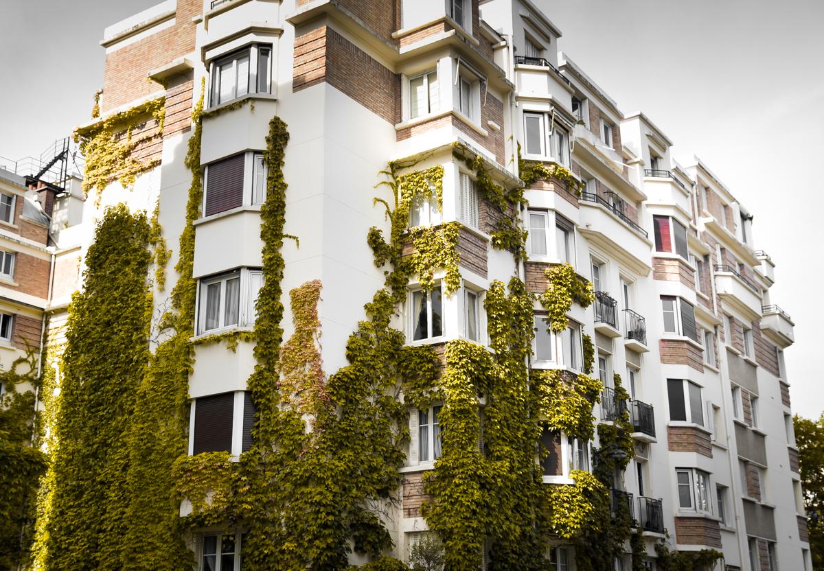immeuble de la Butte-aux-Cailles