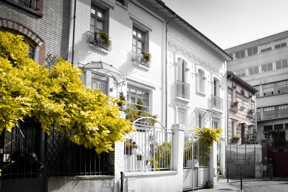villa Daviel Butte-aux-Cailles