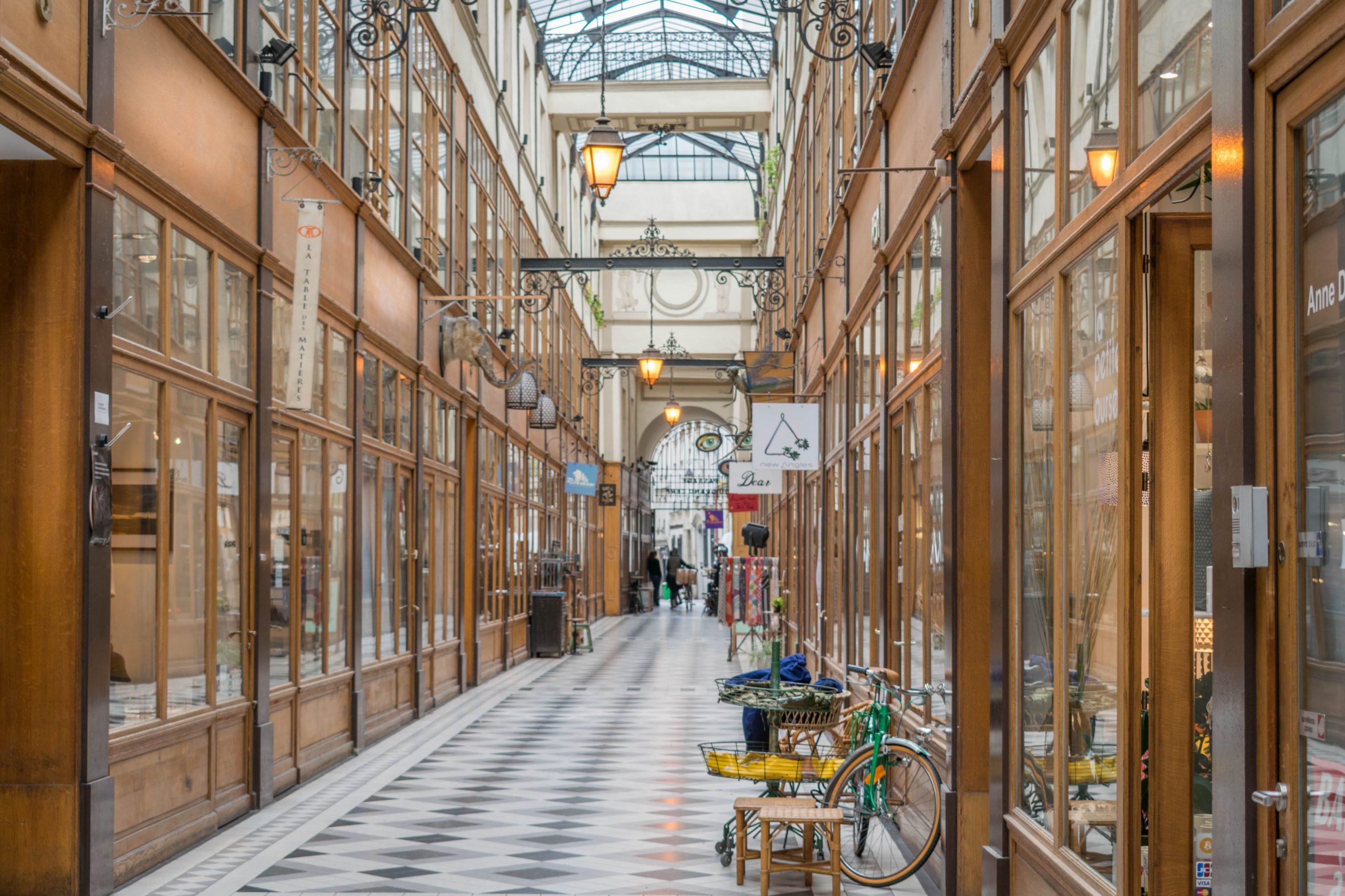 Passage parisien