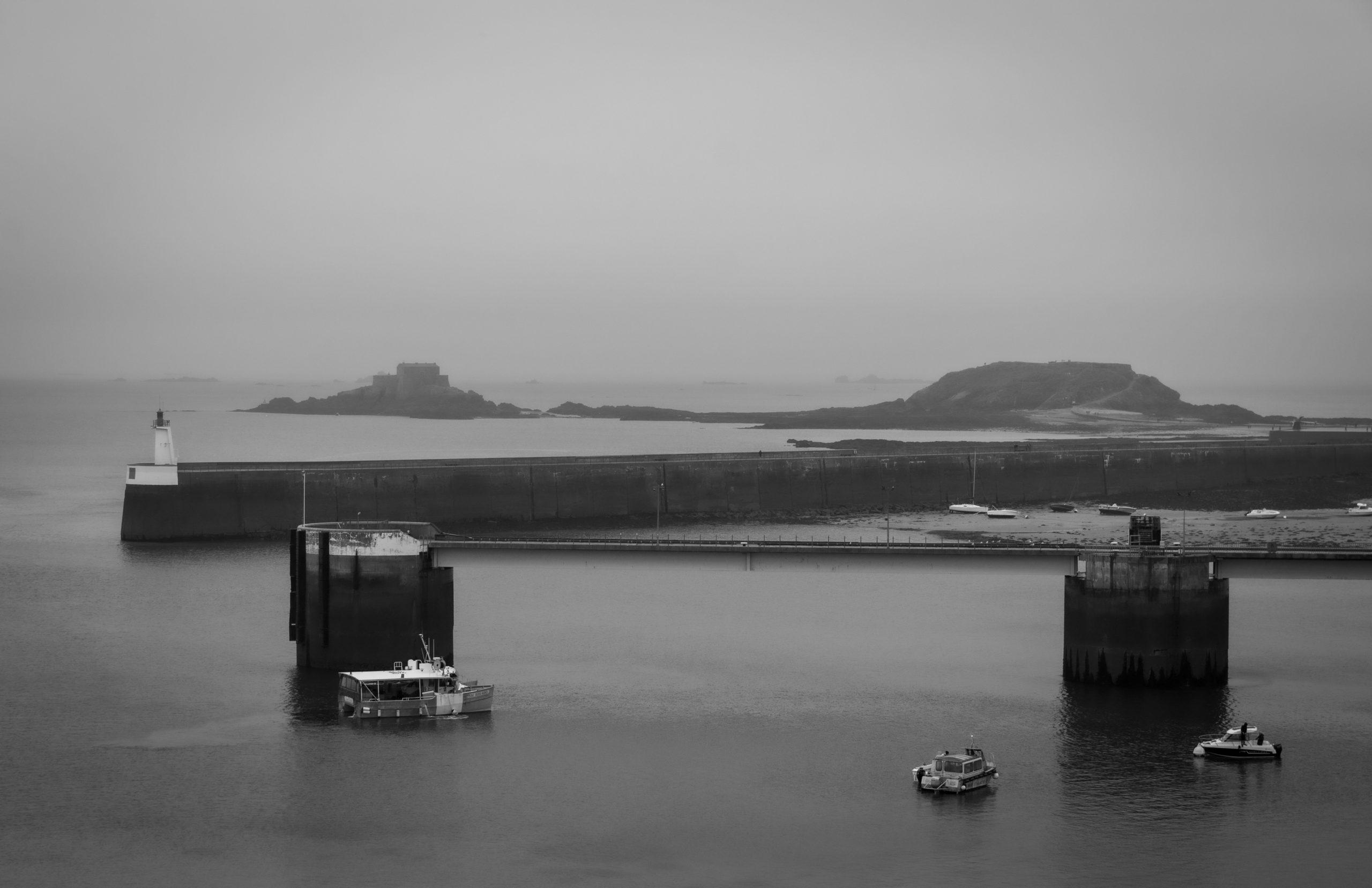 Les iles de Saint-Malo
