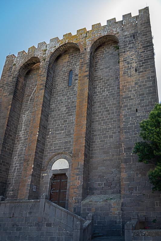 tour de forteresse