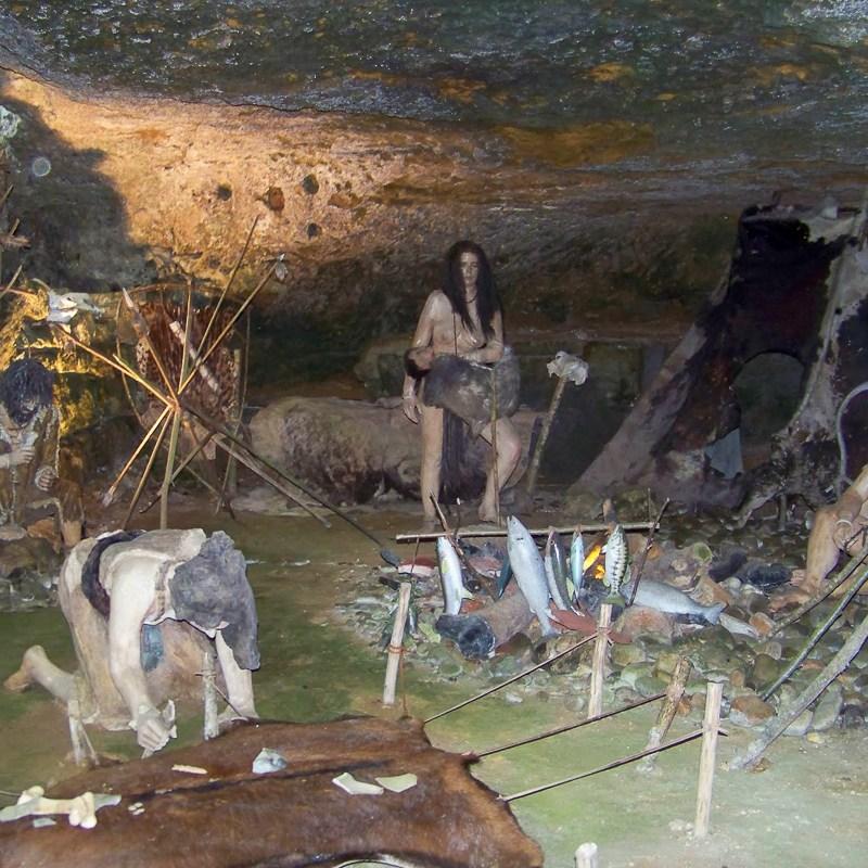 Grotte préhistorique