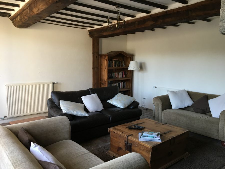 Family Fun Holidays Normandy Self Catering Lettings Living Room 1