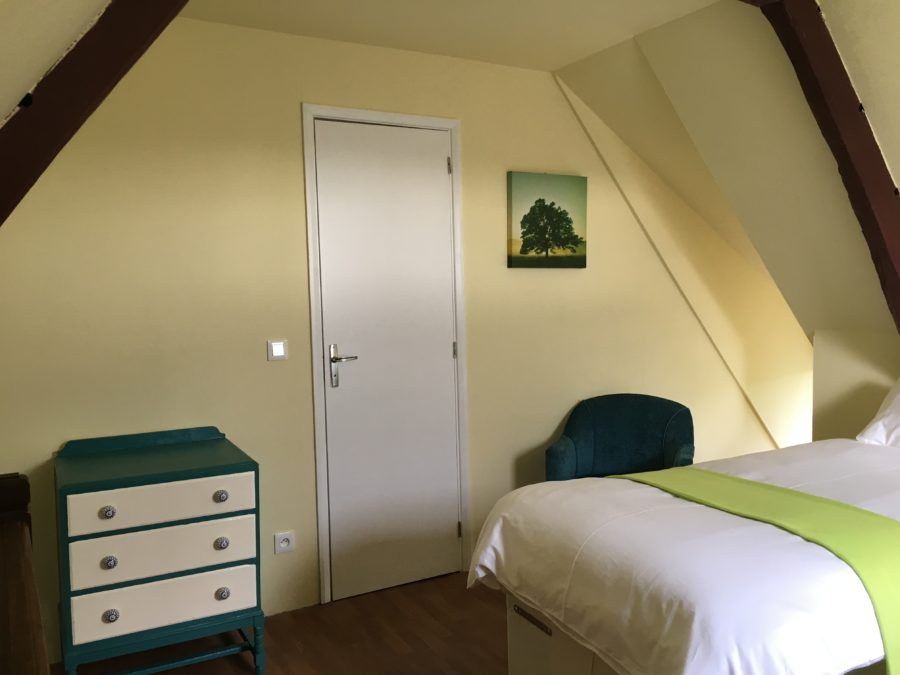 Family Fun Holidays Normandy Self Catering Lettings Bedroom Four 2