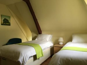 Family Fun Holidays Normandy Self Catering Lettings Bedroom Four 3
