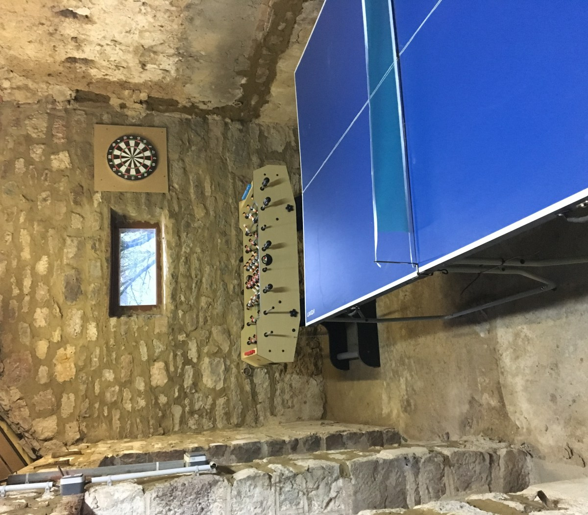 Family-fun-holidays-Normandy-lettings-games room 1