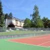 Tennis de l'hôtel