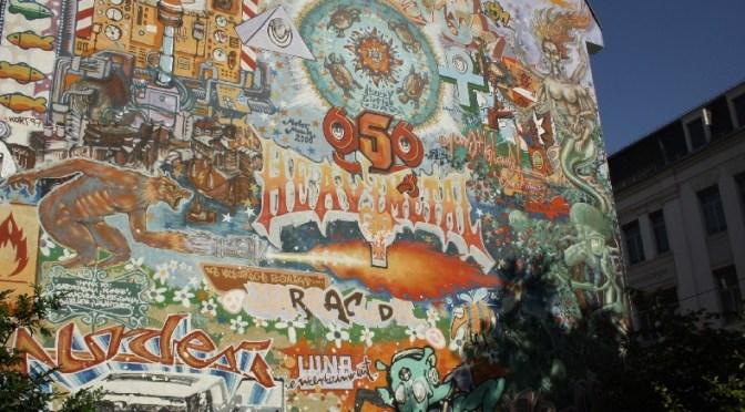 Dresden: Schnitzeljagd durch die kunterbunte Neustadt