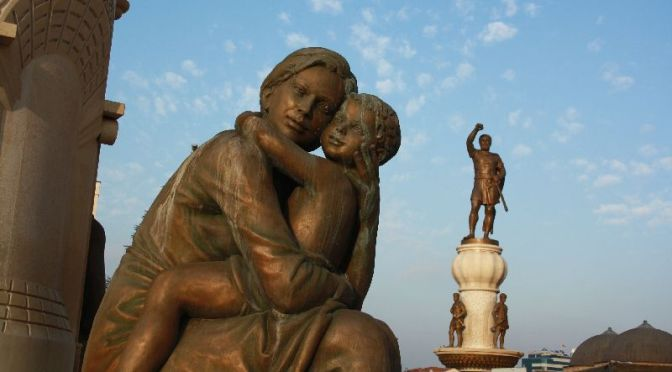 Skopje: Reiseziel für Familien?