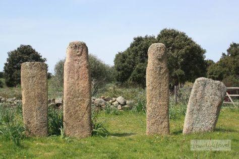 Statuenmenhire, Korsika, Bronzezeit