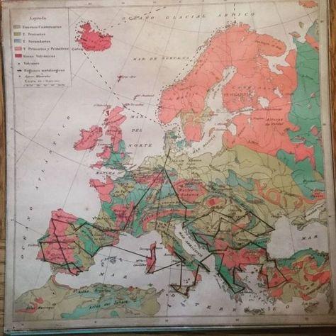 Unsere Reiseroute durch Europa