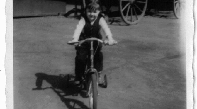 Zu Großmutters Zeiten: Omas Reisen als Kind