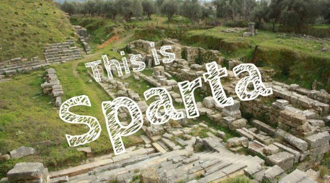 Sparta Heute