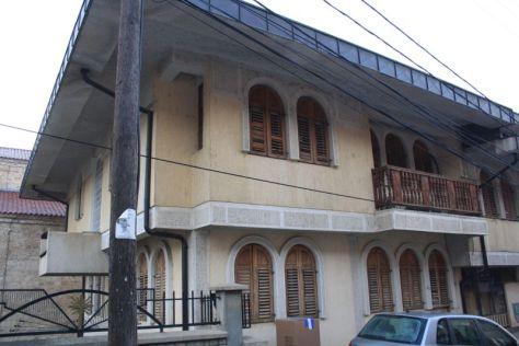 Wohnhaus in Prizren, Kosovo