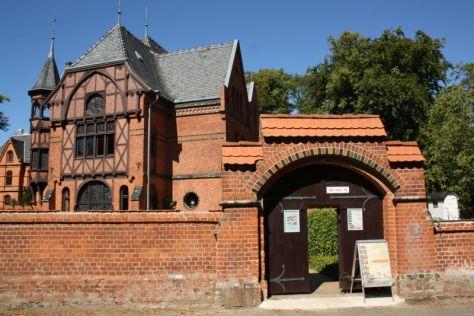 Bad Doberan mit Kindern, Villa Möckel, Bäder- und Stadtmuseum