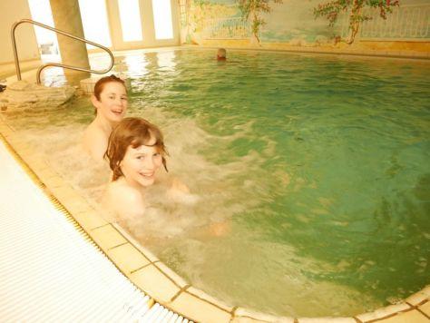 Familienfreundliches Hotel in Merseburg: Best Western mit Pool