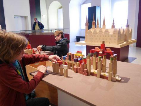 Merseburg mit Kindern, Kulturhistorisches Museum Schloss Merseburg