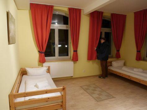 Alte Schule Poppenhausen, Familienzimmer Fulda