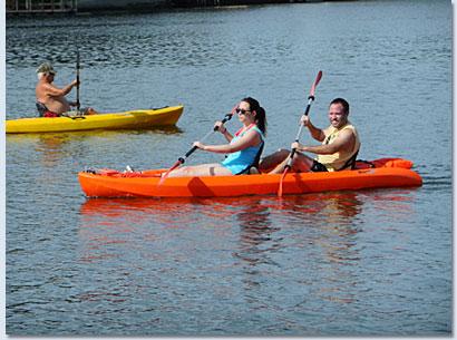 Crystal River Florida Kayak Rentals
