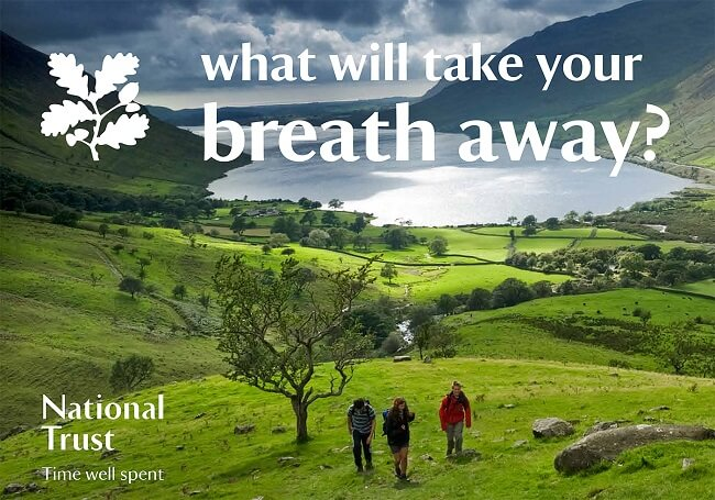 2 Months Free National Trust Membership Offer