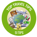 50 Awesome Travel Tips & Valuable Tricks To Save You Time And Money