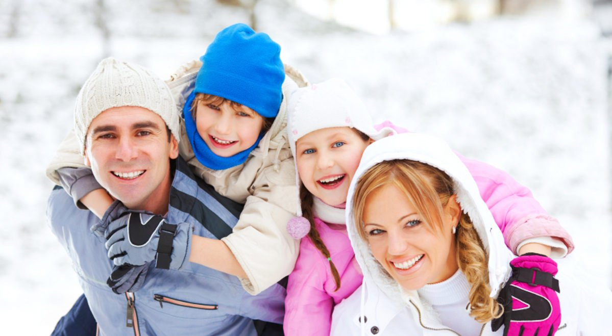 Smiling family of four people enjoying in the winter vacation. They are looking at the camera and playing outside. [url=http://www.istockphoto.com/search/lightbox/9786778][img]http://img143.imageshack.us/img143/364/familyyv.jpg[/img][/url] [url=http://www.istockphoto.com/search/lightbox/9786682][img]http://img638.imageshack.us/img638/2697/children5.jpg[/img][/url]