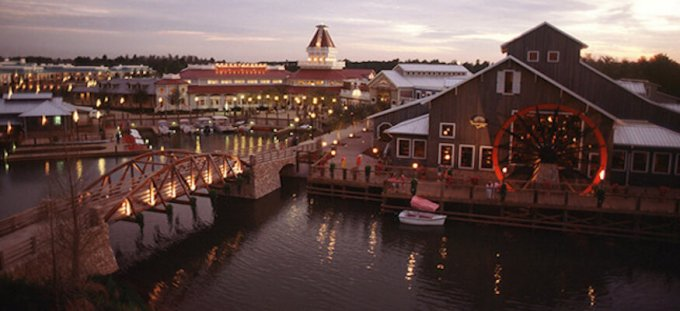 port orleans main page