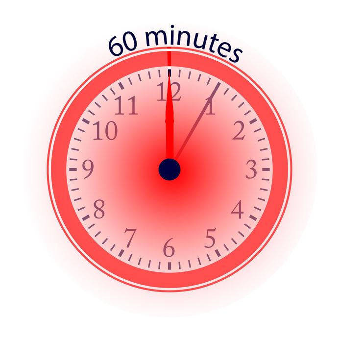 60 minutes trauma