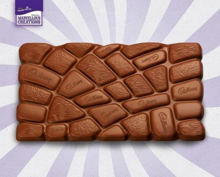 Family Clan Blog Cadbury's Dairy Milk Marvellous Creations