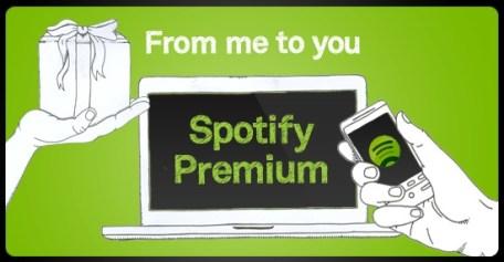 Spotify Premium Spotify Giveaway