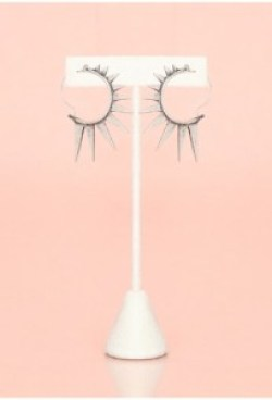 Theda Spiked Earrings