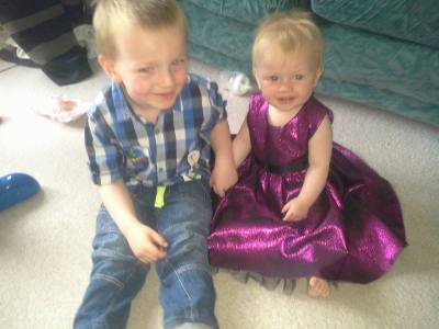 #AlphabetProject H is for Hands Jake & Grace first disco