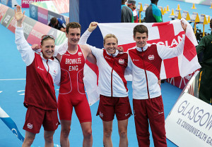 England Triathlon Team