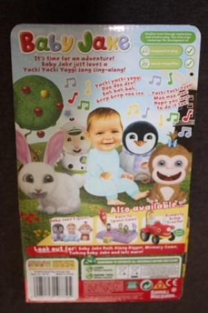Family Clan Blog Baby Jake Giveaway Back Box