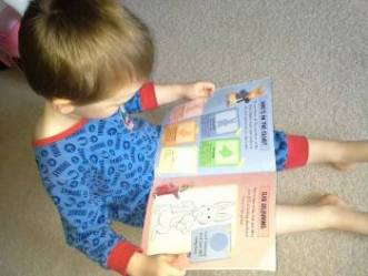 Peter Rabbit Colouring Book Review