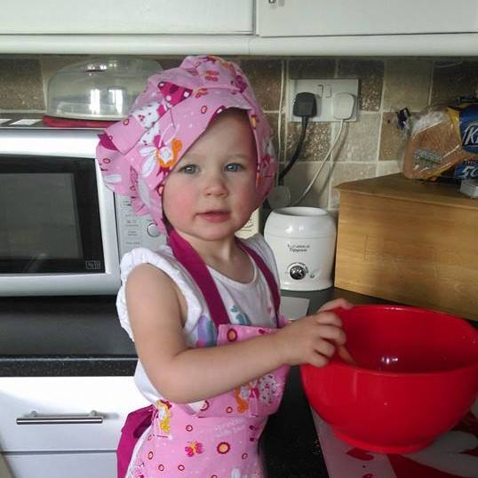 Family Clan Blog Olivia Cooking