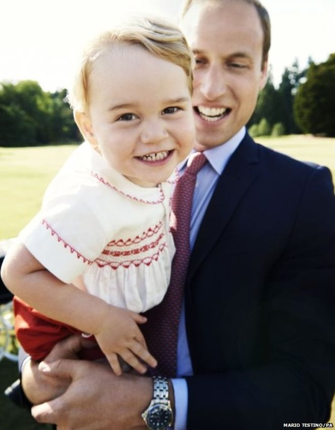 Family Clan Blog Prince George 2nd Birthday