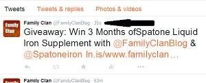 Family Clan Blog Rafflecopter 11