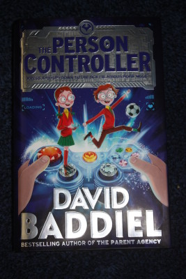 The Person Controller David Baddiel Family Clan Blog