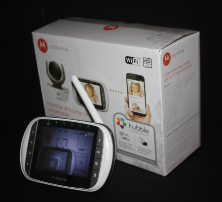 Motorola MBP853 Baby Monitor Family Clan Blog