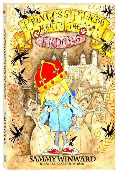 Sammy Windward Princess Phoebe Meets The Tudors