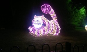 Sunderland Illuminations 2015 Family Clan Blog Cheshire Cat