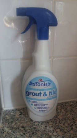 Astonish Grout Tile Cleaner