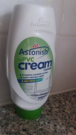 uPVC Astonish Cleaning Products Review