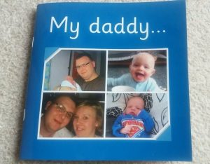Love2Read My Daddy Book - Family Clan Blog