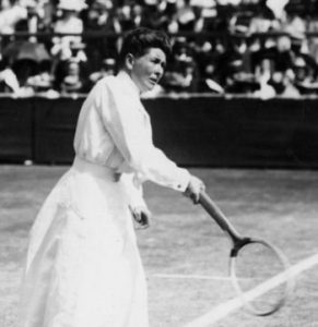 Olympics Olympic Olympians 1900 Woman Tennis