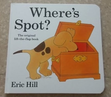 Where's Spot Eric Hill Family Clan Blog