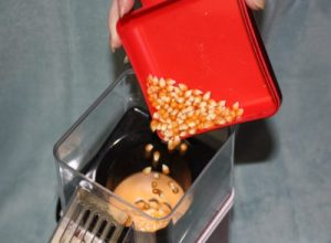 Savisto Popcorn Maker Family Clan Blog